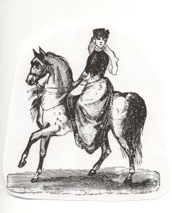 Side Saddle Rider