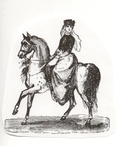 Side Saddle Rider