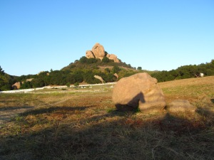 Aria Shadow Rock -- Malibu