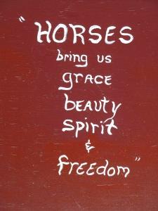 Grace, Beauty, Spirit, Freedom