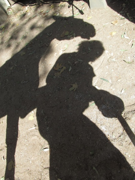 Shadow Shoeing