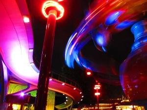 Disneyland Rides!