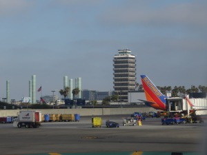 Old Control Tower at LAX