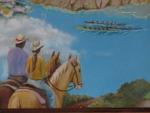 Molokai Mural