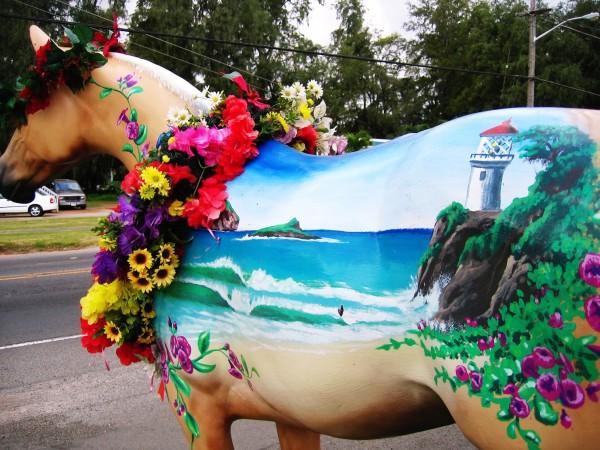 Hawaii Horse -- Parick Ching