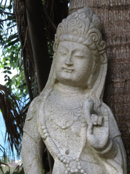 Shayla's Statue