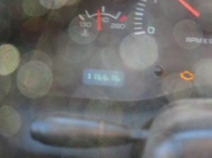 Magical Odometer